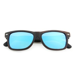 Ebony Wooden Sunglasses - Men