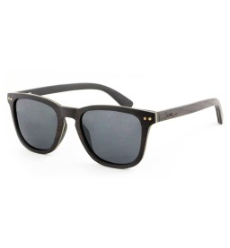 Ebony and Maple Wooden Sunglasses - Unisex