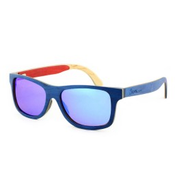 Blue/Original Maple Skateboard Sunglasses - Men