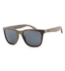 Theo Laminated Wooden Sunglasses - Unisex