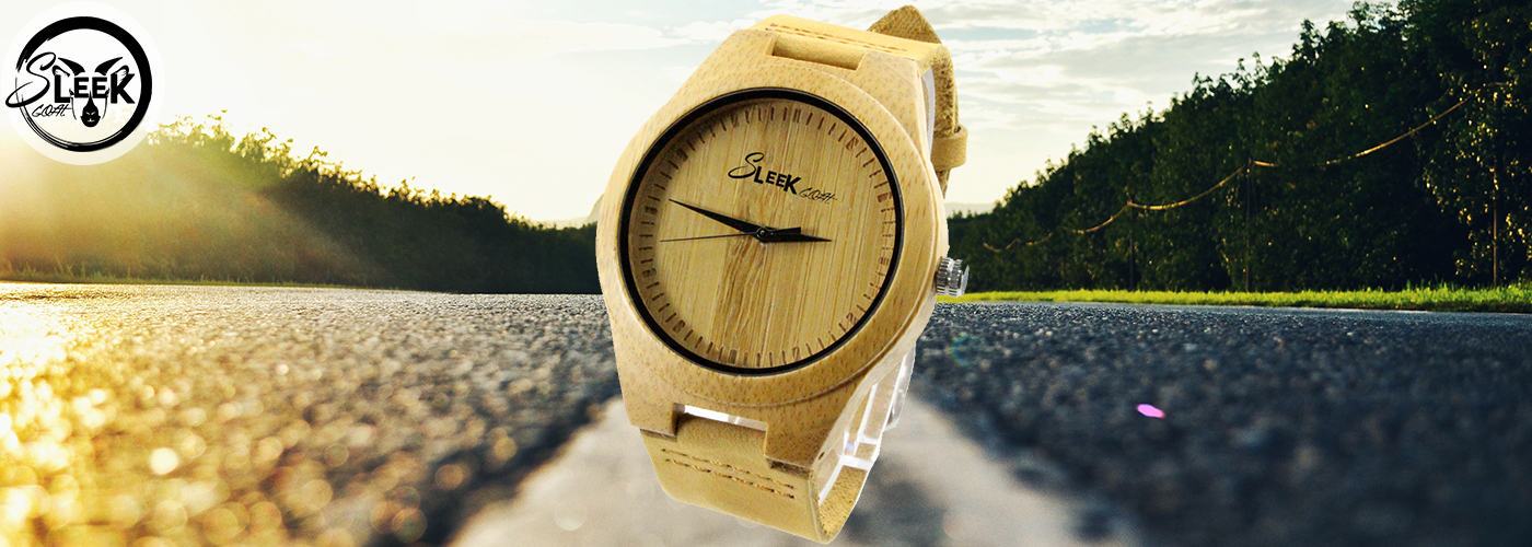 Wooden Time Pieces