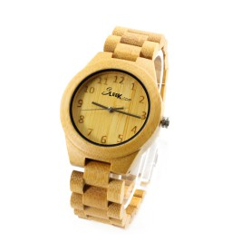 Sleek Goat Carbonised Bamboo - Ladies