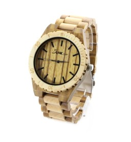 Maple and Sandalwood Watch - Men